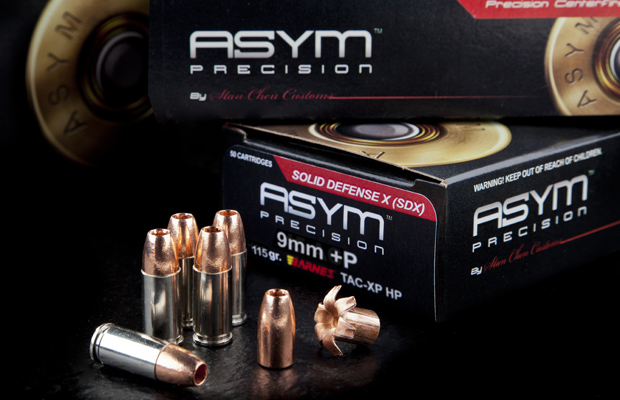 Asym Precision Solid Defense X 9mm