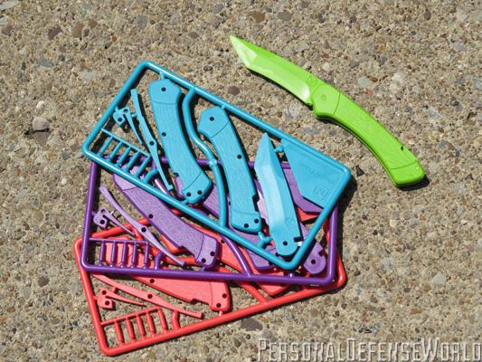 Klecker Knives Trigger Knife Kit