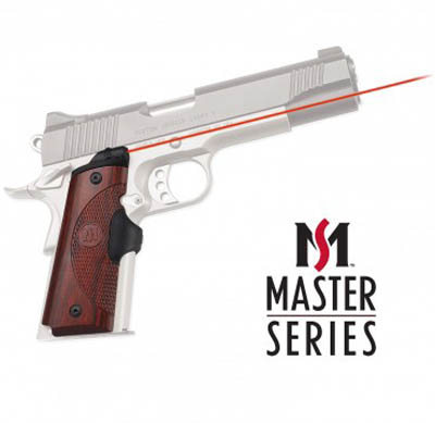 Crimson Trace Master Series Rosewood Grips