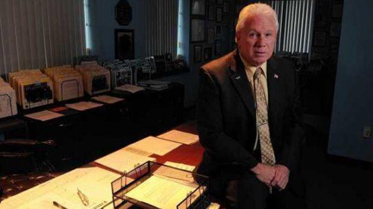 Cayuga County Sheriff David Gould