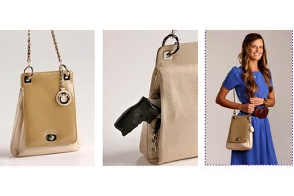 Designer Concealed Carry Handbags