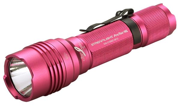 Streamlight Pink ProTac HL