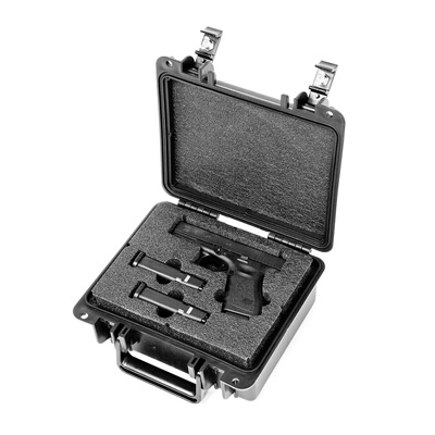 Quick Fire Protective Firearm Cases