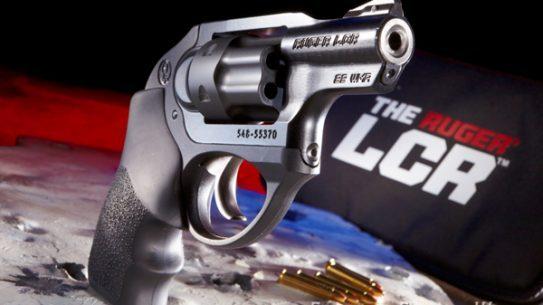 LCR .22 Magnum