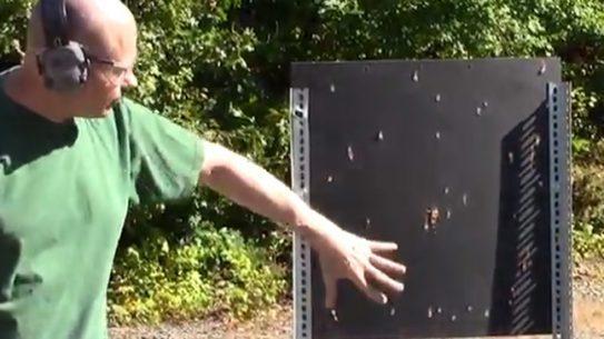 3 Ten 9mm Luger Bulleted Shotshell