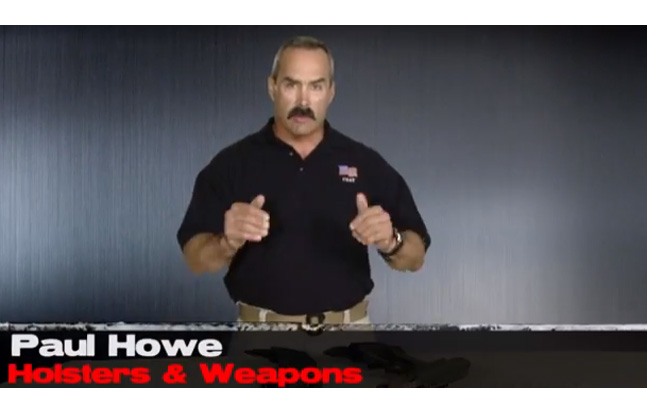 Paul Howe on Holsters and Weapons