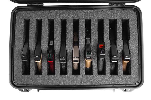 Quick Fire 9-Gun Pistol Case 3