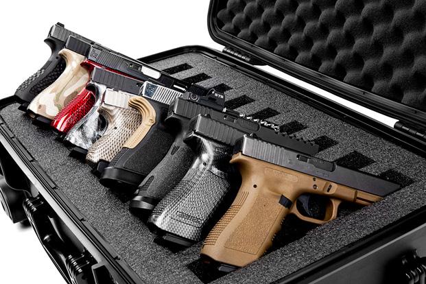 Quick Fire 9-Gun Pistol Case 4