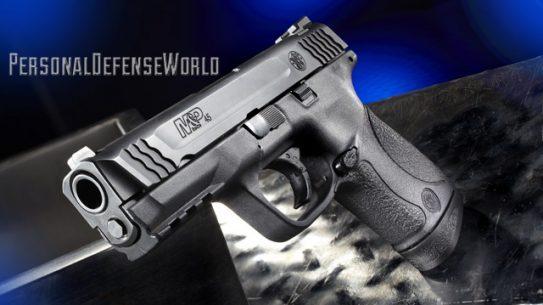 SNEAK PEEK- Smith & Wesson M&P45C