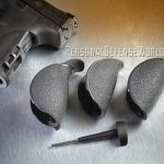 SNEAK PEEK- Smith & Wesson M&P45C interchangeable backstraps