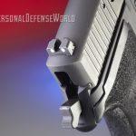 Sig Sauer P227 Nitron Rear Sight