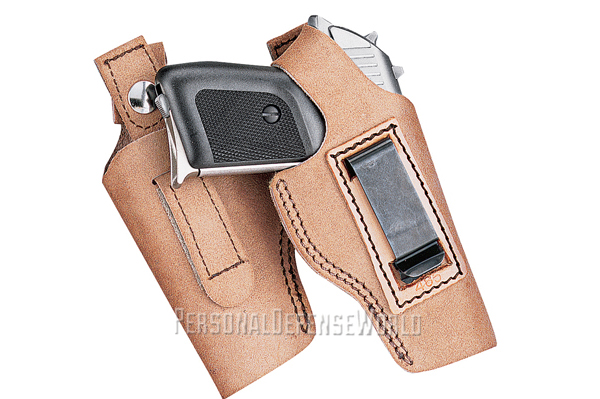 Strong's Leather Hideaway Holster