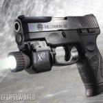 Taurus Millennium G2 9mm with Insight X2
