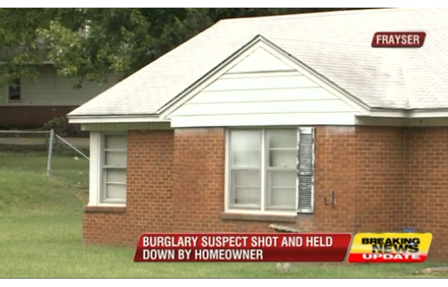 Tennessee Daylight Robbery