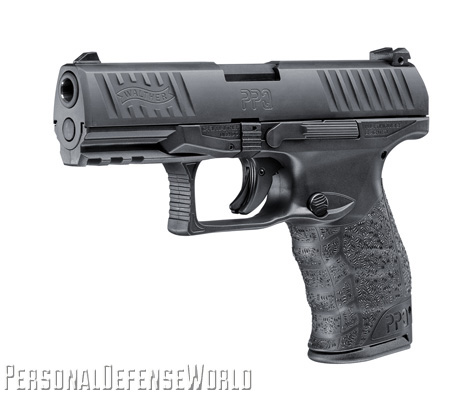 Walther PPQ M2 15-round left side