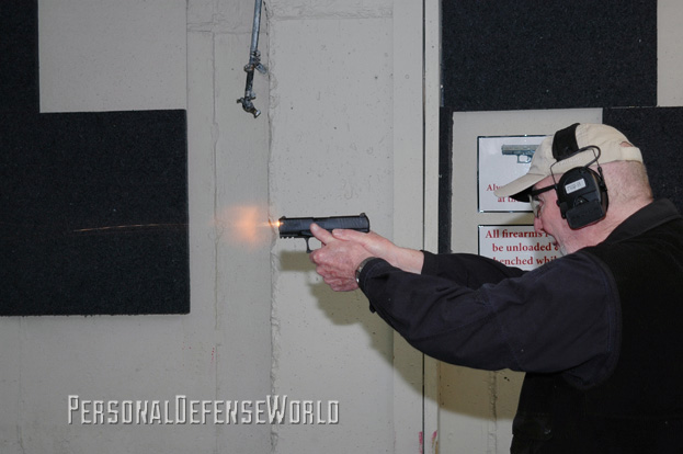 Walther PPQ in action