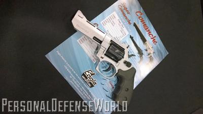 Eagle Imports Comanche IIA revolver at NASGW 2013