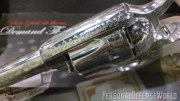 NASGW - Pietta Bat Masterson Cylinder