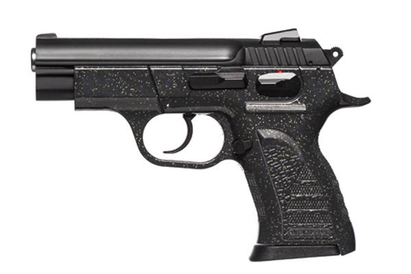 The Witness PAVONA Polymer Pistol - Black