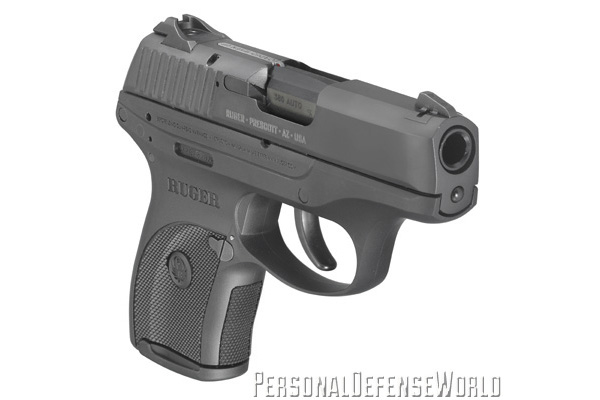 TOP 12 CONCEALED CARRY HANDGUNS - Ruger LC380 Right Front