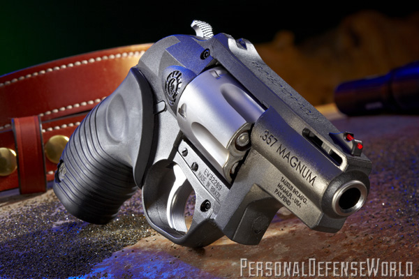 TOP CONCEALED CARRY HANDGUNS - Taurus 605