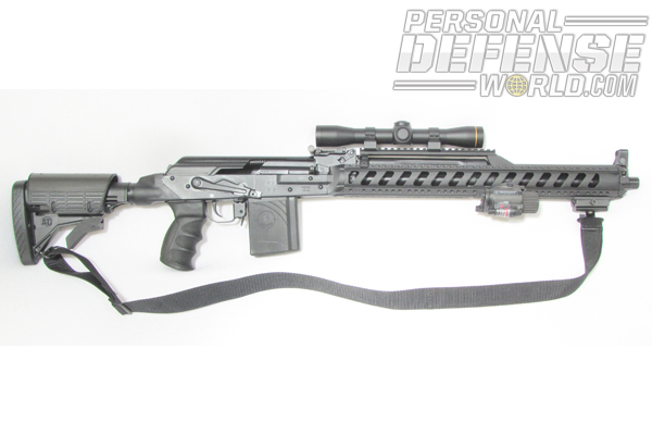 The ATI/MOLOT VEPR .308 is a fast and reliable enhanced Kalashnikov for close to medium ranges!