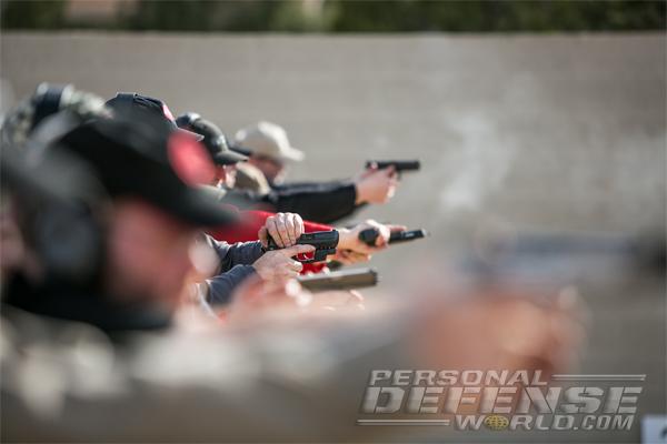 Crimson-Trace Gunsite 250 Course