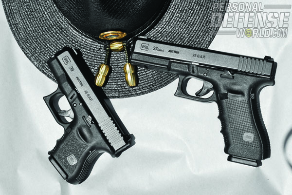 GLOCK 39 and GLOCK 37 Gen4 are the new issue sidearms for FHP.
