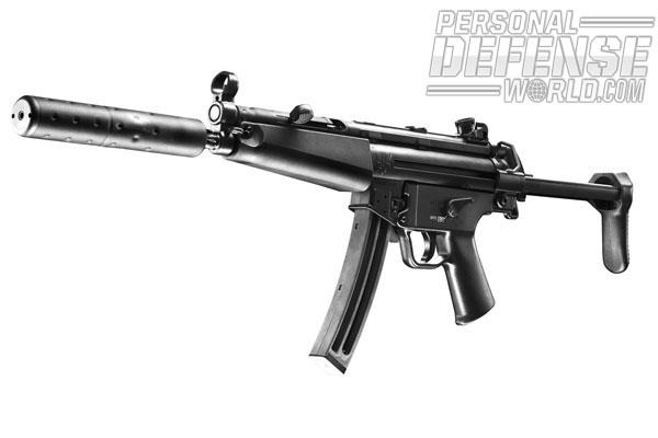 Heckler & Koch MP5SD
