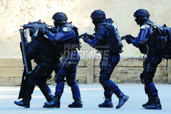 Enjoying over a year's worth of increased popularity, GLOCK pistols have become a main source of duty carry for the intervention groups of the French National Police.