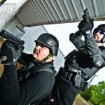 Nacogdoches' joint city-county SWAT unit and the Sheriff's Emergency Response Team encounter critical incidents and serve high-risk warrants at drug houses. Their members rely on GLOCK pistols.