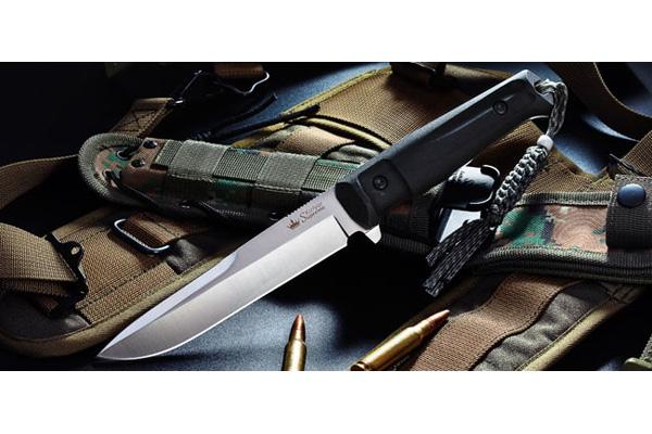 Kizlyar Supreme Alpha D2-Satin Knife