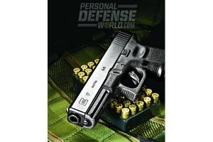 The GLOCK 17 is the chosen weapon of choice for most Special Operation Forces' individual members.