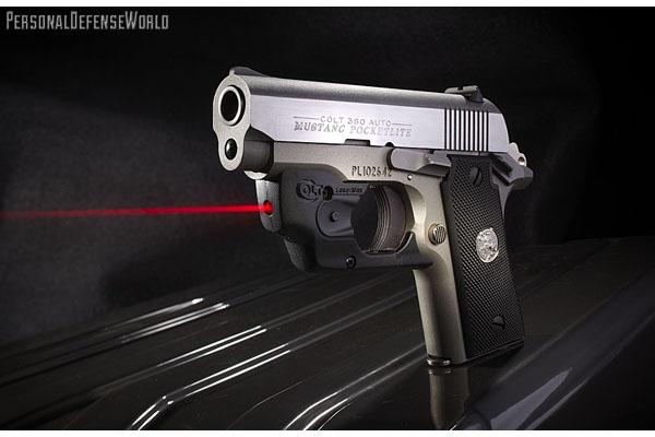 Top Pocket Pistols - Colt Mustang Pocketlite
