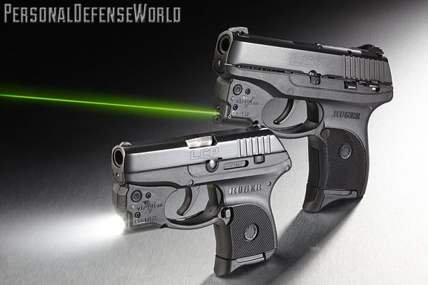 Top Pocket Pistols - Deep Cover Rugers