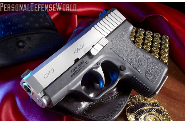 Top Pocket Pistols - Kahr Companions