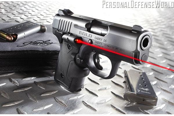 Top Pocket Pistols - Kimber Defenders