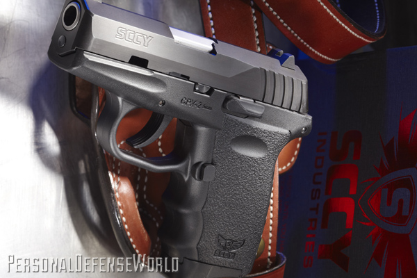 Top Pocket Pistols - SCCY CPX-2