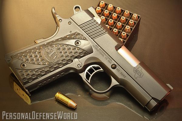 Top Pocket Pistols - STI Shadow