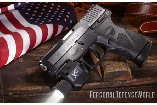 Top Pocket Pistols - Taurus Millennium G2