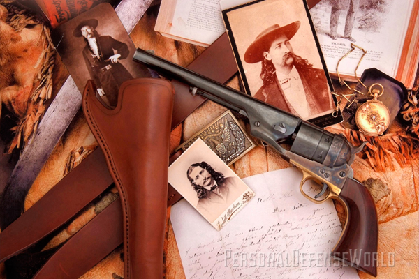 Wild Bill's Richard Type I 1860 Army Conversion