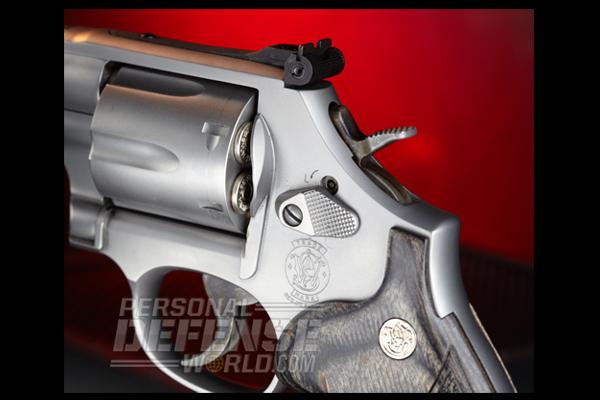 Smith & Wesson M686 SSR .357 Revolver | Cylinder, Trigger & Hammer