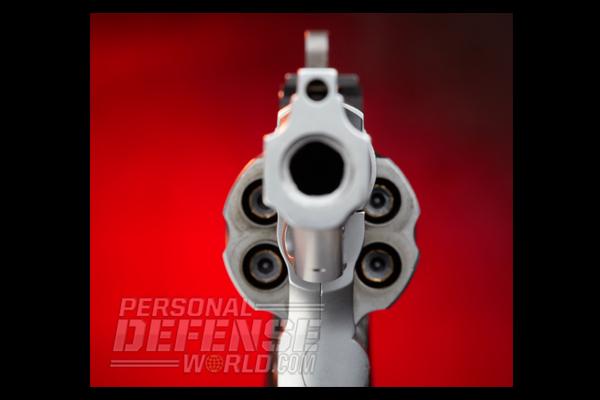 Smith & Wesson M686 SSR .357 Revolver