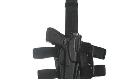 SafariLands' ALS Tactical Thigh Holster