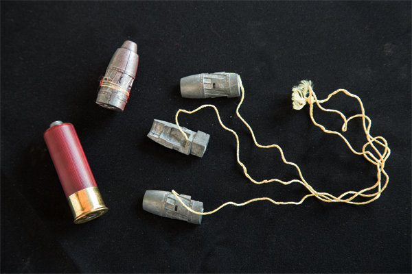 Advanced Ballistics Concept MiBullet