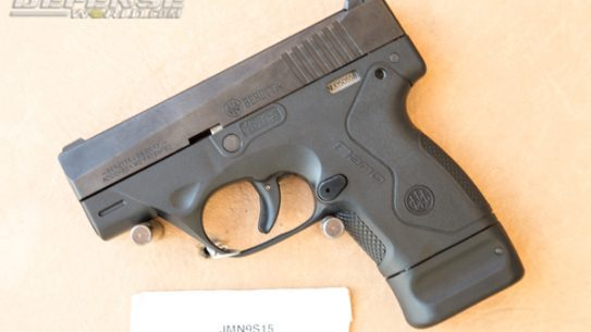 Beretta Nano 9mm   Concealed Carry