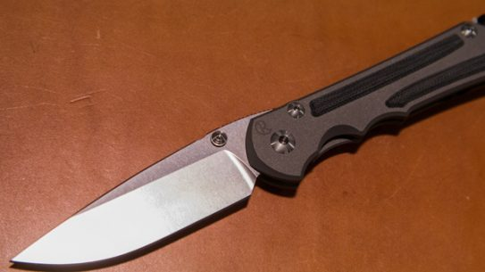 Chris Reeve Knives Sebenza 25 | Micarta Inlay