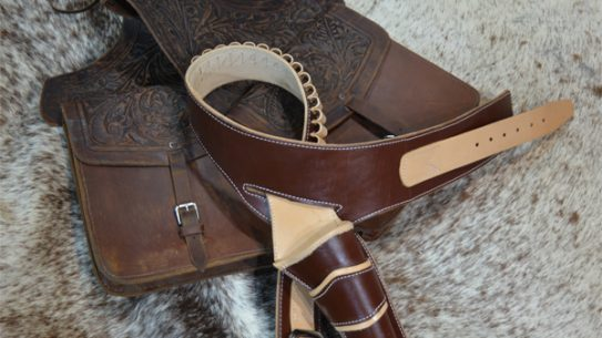 Classic Old West Styles – Saddlebags & Holsters