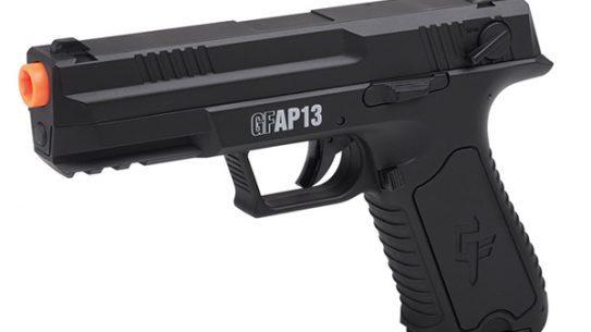 Crosman AEG   GFAP Pistol