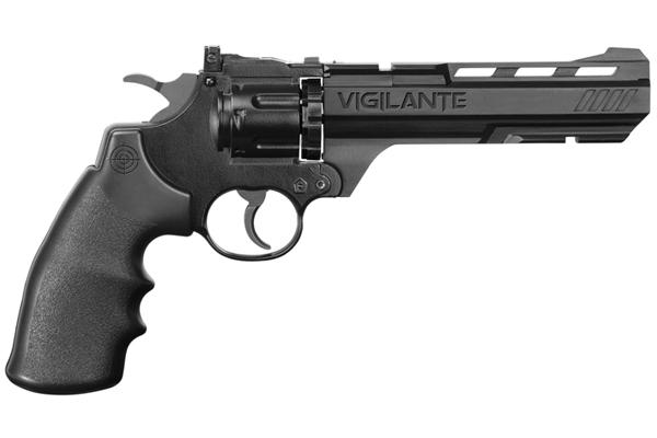 Crosman's Vigilantes CO2 Revolver